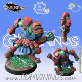 Orcs - Orc Blitzer nº 2 - Meiko Miniatures