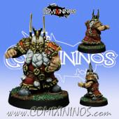 Dwarves - Dwarf Blitzer nº 2 - SP Miniaturas