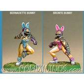 Amazons / Humans - Bunny Blitzers Set of 2 - Shadowforge