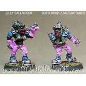 Orcs - Orc Blitzers Set of 2 – Shadowforge