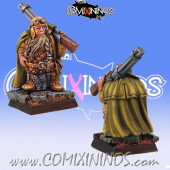 Dwarves - Bromor Hunter - Scibor Miniatures