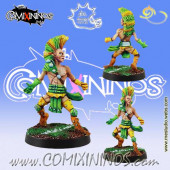 Wood Elves / Elves - Catcher nº 3 - Meiko Miniatures