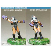 Amazons / Humans - Nun Catchers Set of 2 - Shadowforge