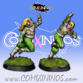 Wood Elves - Set 1 of 2 Cabiri Catchers nº 1 and nº 2 - MK1881