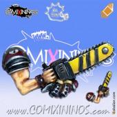Weapons - Chainsaw - Meiko Miniatures