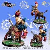 Evil Dwarves - Bull Centaur nº 1 - Meiko Miniatures