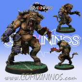 Big Guy - Mutated Minotaur - Meiko Miniatures
