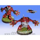 Frogmen - Croacxigor Big Guy - Mano di Porco
