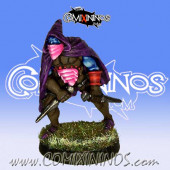 Dark Elves - Dark Elf Assassin nº 2  - Uscarl Miniatures