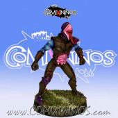 Dark Elves - Dark Elf Lineman nº 2  - Uscarl Miniatures