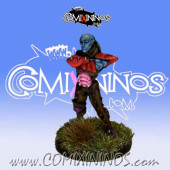 Dark Elves - Dark Elf Lineman nº 3  - Uscarl Miniatures