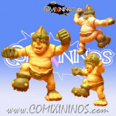 Halflings - Halfling Dirty Player - Kaditx