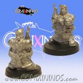 Dwarves - Dwarf Apothecary - SP Miniaturas