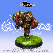 Dwarves - Dwarf Runner nº 1 - Willy Miniatures