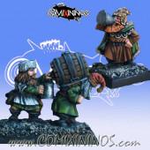 Dwarves - Dwarven Brewmeister - Reaper