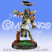 Egyptian Tomb kings - Egyptian Skeleton nº 4 - Willy Miniatures