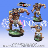 Egyptian / Undead - Egyptian Mummy nº 1 - Willy Miniatures