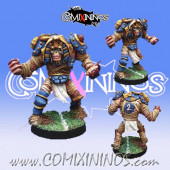 Egyptian / Undead - Egyptian Mummy nº 2 - Willy Miniatures