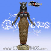 Egyptian Tomb kings - Egyptian Statue Bast  - Reaper