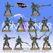 Dark Elves - Dark Eldar Kabalite Warriors - Games Workshop
