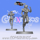High Elves - Zandra Star Player - SP Miniaturas