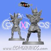 High Elves - Hightower the Phoenix Star Player - SP Miniaturas