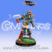 Egyptian Tomb kings - Egyptian Skeleton nº 5 - Willy Miniatures