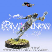 Frogmen - Frogman Deep One Catcher nº 4 - SP Miniaturas
