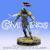 Frogmen - Frogman Deep Ones Lineman nº 4 - SP Miniaturas
