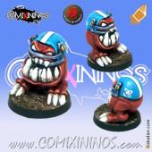 Goblins / Orcs - Garrapato Squig - Mano di Porco