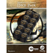 Guild Ball - Mortician's Dice x10 - Steamforged Games