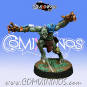 Necromantic / Undead - Ghoul nº 4 - Willy Miniatures
