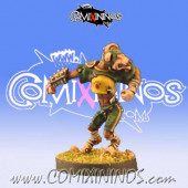 Ratmen / Animals - Gnoll Thrower - Impact!