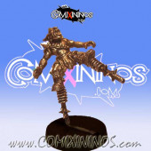 Goblins - Goblin 9 Pogo - Uscarl Miniatures