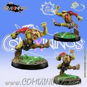 Goblins / Underworld - Goblin nº 4 - Meiko Miniatures