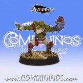 Goblins - Indiegogo Goblin Bombardier - Willy Miniatures