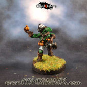 PAINTED Bomber Dribblesnat Star Player