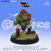 Goblins - Goblin nº 3 - Willy Miniatures