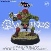 Goblins - Goblin nº 4 - Willy Miniatures
