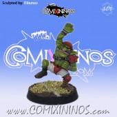Goblins - Goblin nº 6 - Willy Miniatures