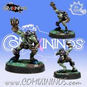 Evil Pact - Goblin Renegade - Meiko Miniatures
