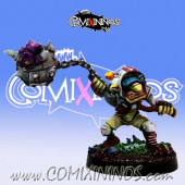 Goblins - Classic Goblin Fanatic  - Willy Miniatures
