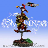 Goblins - Classic Goblin Pogo Jumper  - Willy Miniatures