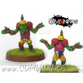 Orcs / Goblins - Goblin - Orc from Bilbao