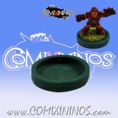 Godoy Skill Marker - Green Resin Base