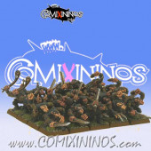 Ratmen - Clanrats - Games Workshop