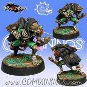 Ratmen - Gutter Runner nº 4 - Meiko Miniatures