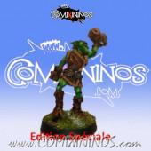 Evil Dwarves - Hobgoblin nº 4 - Uscarl Miniatures