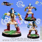 Evil Dwarves - Hobgoblin nº 1  - Meiko Miniatures