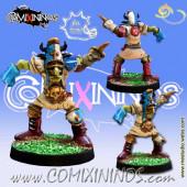 Evil Dwarves - Hobgoblin nº 5  - Meiko Miniatures
